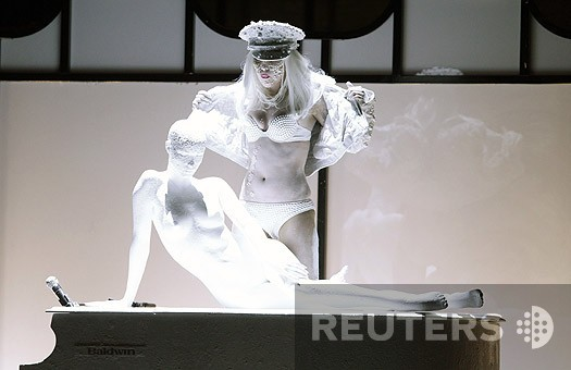Lady Gaga Reuters